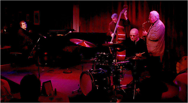 Mehldau, Haden, Motian and Konitz at Birdland