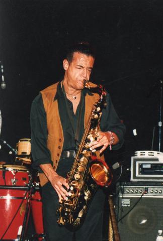 Patrick Clahar Tenor Sax